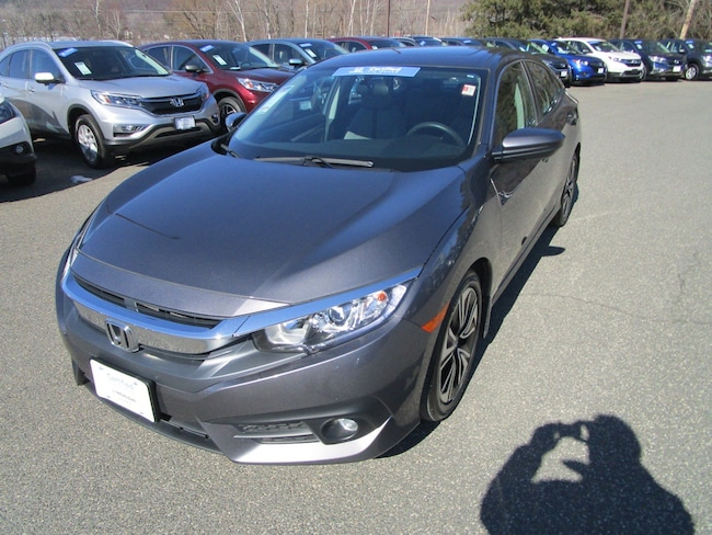 2016 Honda Civic Sedan EX-T CVT EX-T