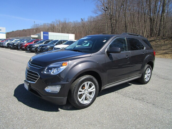 Certified Pre-owned 2016 Chevrolet Equinox LT AWD  LT for sale in Cheshire, MA