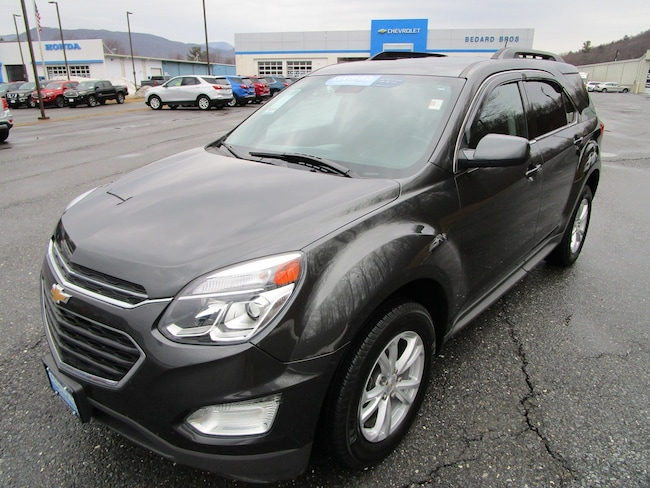 Certified Pre-owned 2017 Chevrolet Equinox LT AWD  LT w/1LT for sale in Cheshire, MA