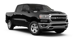 New 2019 Ram 1500 BIG HORN / LONE STAR CREW CAB 4X4 5'7 BOX Crew Cab 1C6RRFFG3KN817335 for sale in Cheshire at Bedard Bros. Chrysler Jeep Dodge