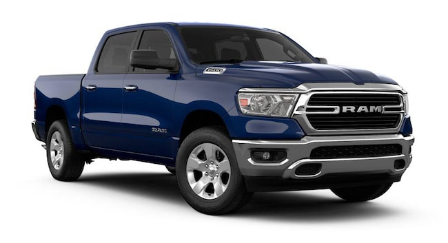 2019 Ram 1500 BIG HORN / LONE STAR CREW CAB 4X4 5'7 BOX Crew Cab in Cheshire, MA