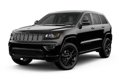 New 2019 Jeep Grand Cherokee ALTITUDE 4X4 Sport Utility 1C4RJFAG4KC775485 for sale in Cheshire at Bedard Bros. Chrysler Jeep Dodge