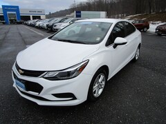 Certified Pre-owned 2017 Chevrolet Cruze LT Sedan for sale in Cheshire, MA