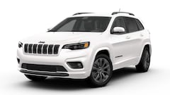 New 2019 Jeep Cherokee HIGH ALTITUDE 4X4 Sport Utility 1C4PJMDX8KD430719 for sale in Cheshire at Bedard Bros. Chrysler Jeep Dodge