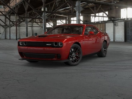 2016 Dodge Challenger SRT HELLCAT Coupe
