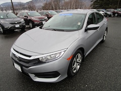 2016 Honda Civic Sedan LX CVT LX