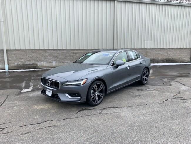 2019 Volvo S60 T6 Inscription Sedan