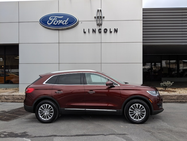 Used 2016 Lincoln Mkx For Sale At Bedford Auto Group Vin
