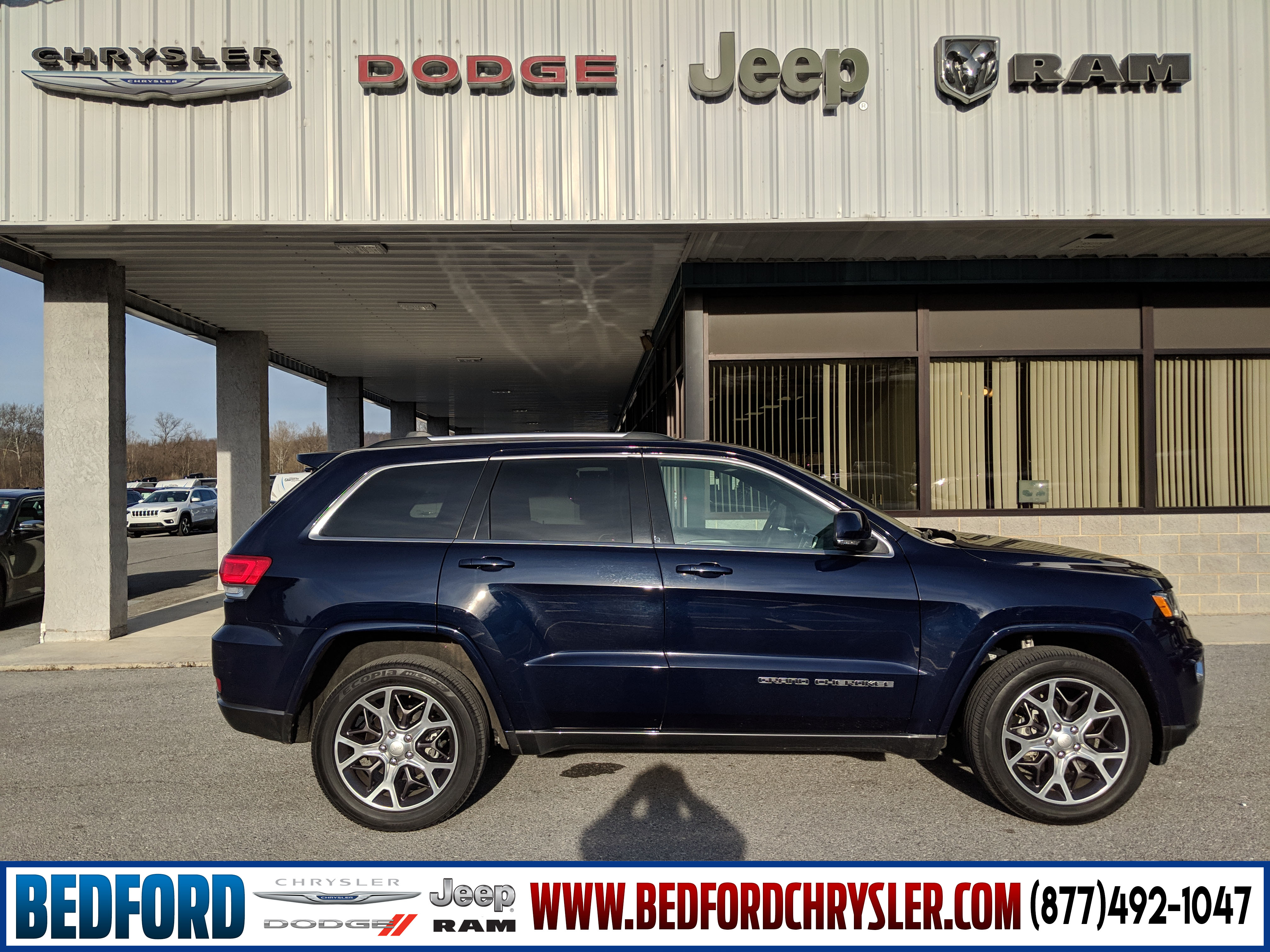 2018 Jeep Grand Cherokee Limited Sterling Edition SUV