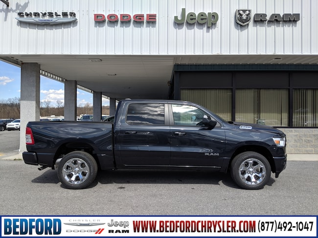 New 2019 Ram 1500 BIG HORN / LONE STAR CREW CAB 4X4 5'7 BOX Crew Cab in Bedford, PA