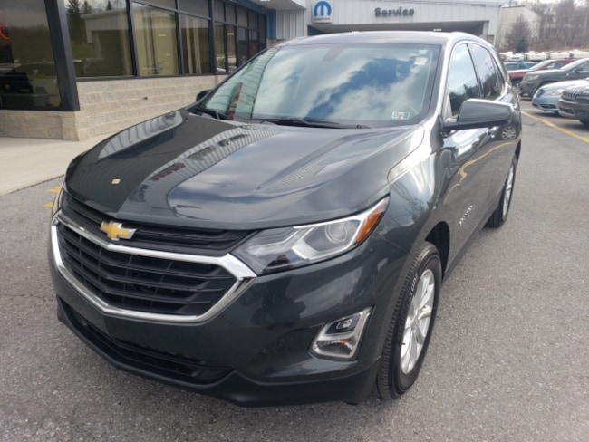 Used 2018 Chevrolet Equinox LT w/1LT SUV in Bedford, PA