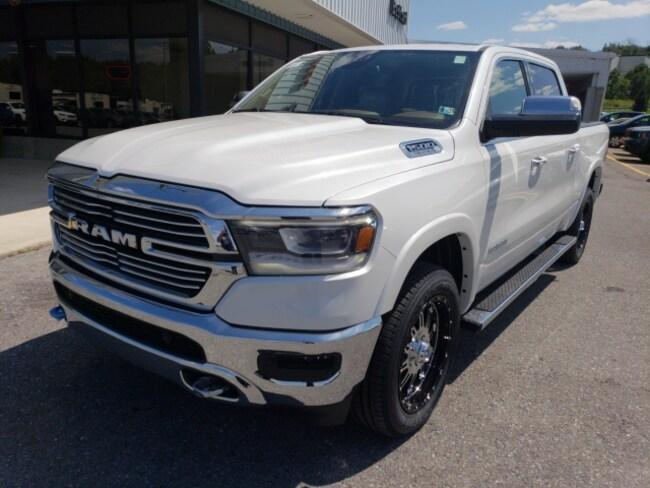 New 2019 Ram 1500 LARAMIE CREW CAB 4X4 5'7 BOX Crew Cab in Bedford, PA