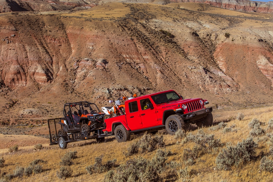 2020 Jeep Gladiator Rubicon Truck Bedford, IN