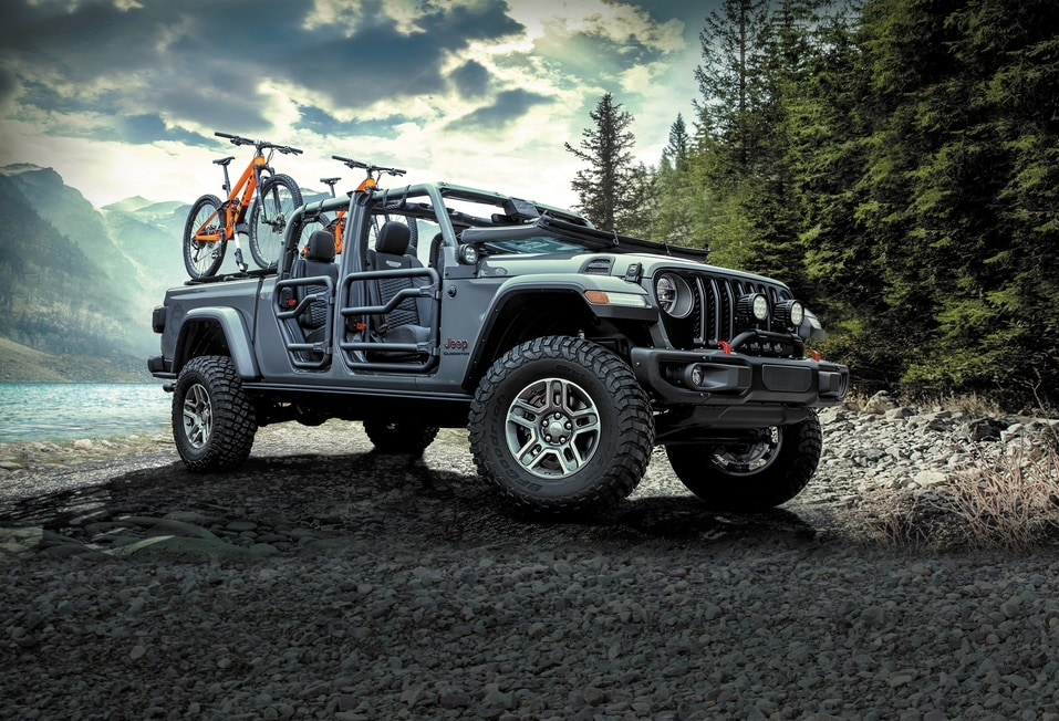 2020 Jeep Gladiator For Sale