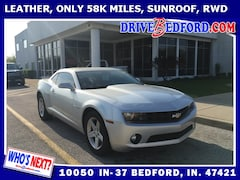 2010 Chevrolet Camaro 1LT Coupe for sale in bedford in