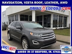 2018 Ford Edge Titanium SUV for sale in bedford in