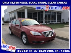 Used 2013 Chrysler 200 Touring Sedan