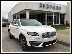 2019 Lincoln Nautilus Reserve SUV for sale in bedford in