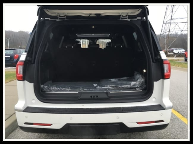 New 2019 Lincoln Navigator For Sale At Bedford Lincoln Vin