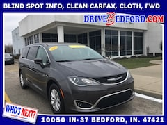 Used 2018 Chrysler Pacifica Touring Plus Minivan/Van
