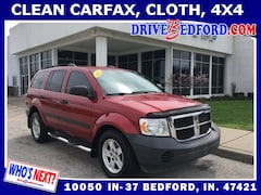 Used 2008 Dodge Durango SXT SUV for sale in bedford in