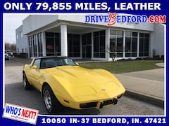 1979 Chevrolet Corvette L48 Coupe for sale in bedford in