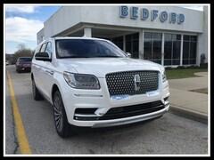 2019 Lincoln Navigator L Reserve SUV for sale in bedford in