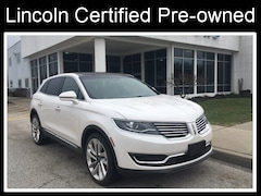 2018 Lincoln MKX Reserve SUV for sale in bedford in
