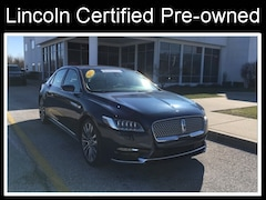 2017 Lincoln Continental Reserve Sedan for sale in bedford in