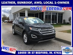 2016 Ford Edge SEL SUV for sale in bedford in