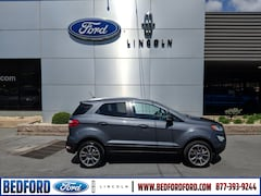 2018 Ford EcoSport Titanium 4x4 SUV