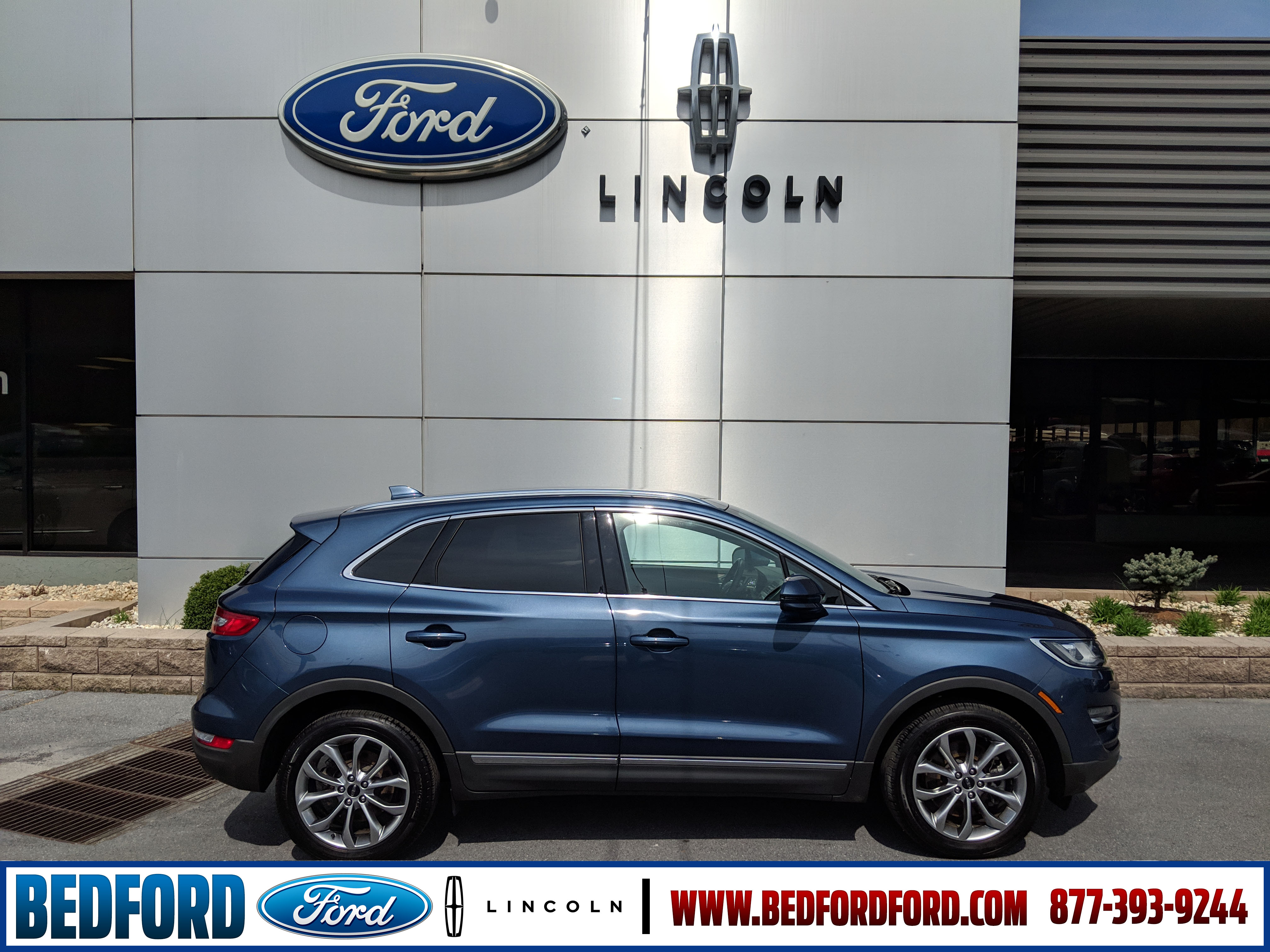 2018 Lincoln MKC Select AWD SUV