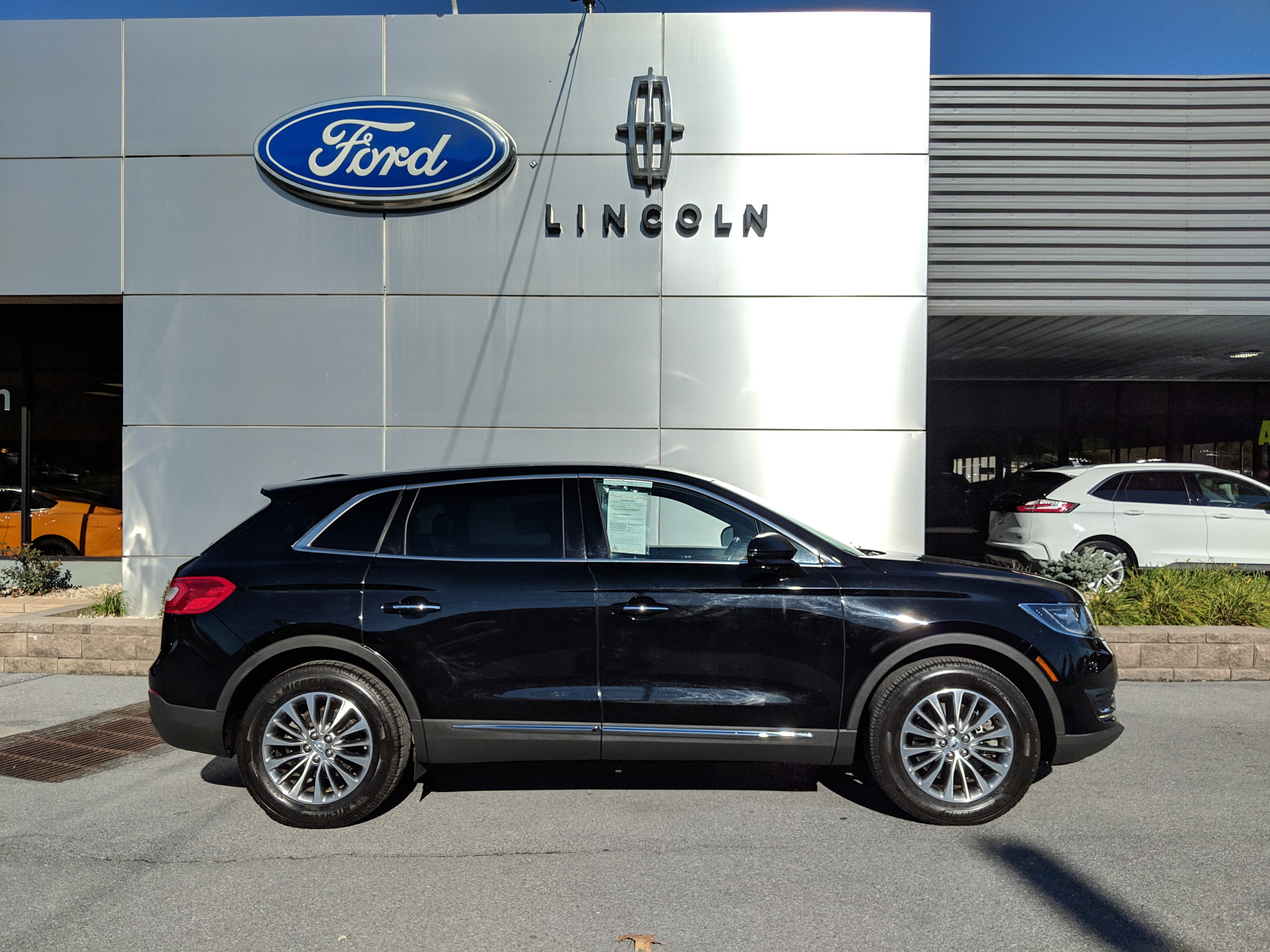 2016 Lincoln MKX Select AWD SUV