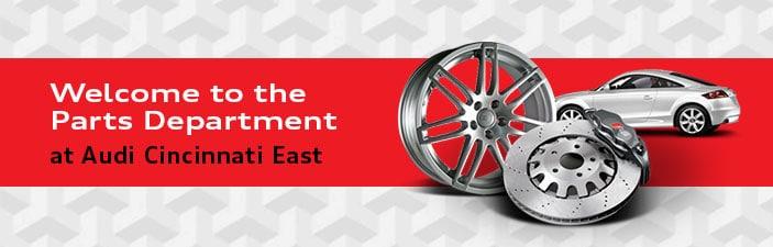 Genuine OEM Audi Parts in Cincinnati | Audi Cincinnati East