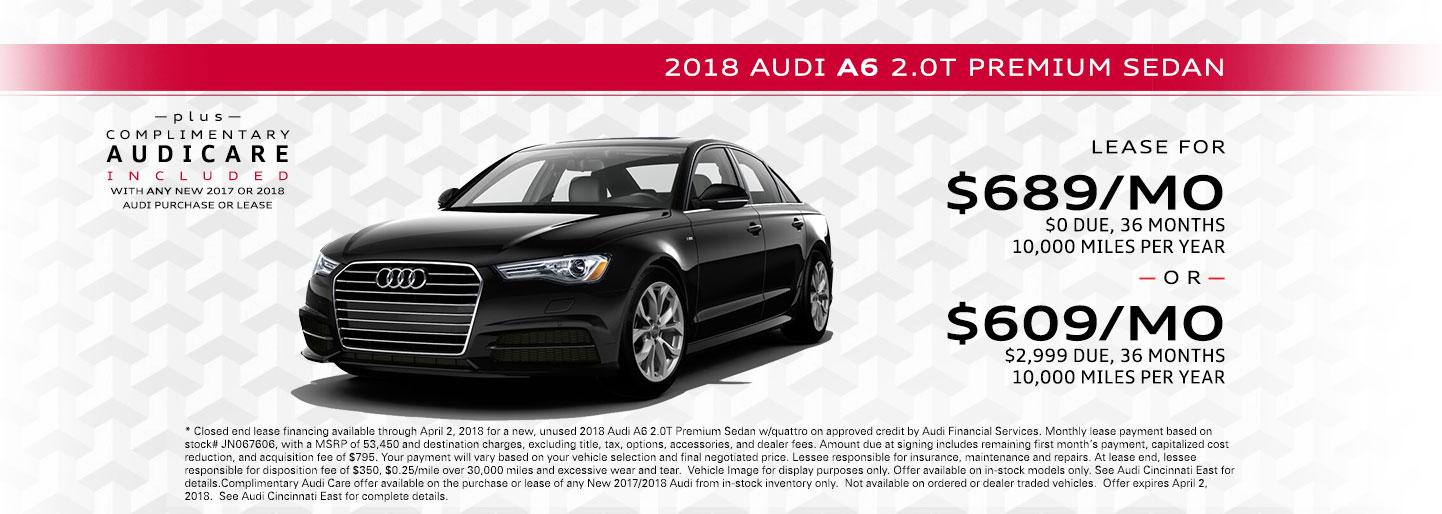 Audi Cincinnati East New Audi And Used Car Dealer In Cincinnati OH - Audi car lot