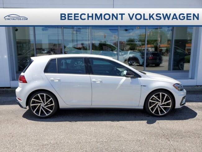 Brand New 2019 Volkswagen Golf R DCC & Navigation 4motion