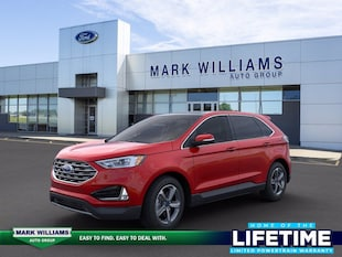 2020 Ford Edge SEL FWD