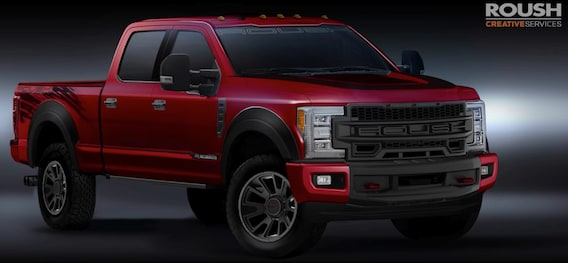 Roush Ford F-250 | Beechmont Ford