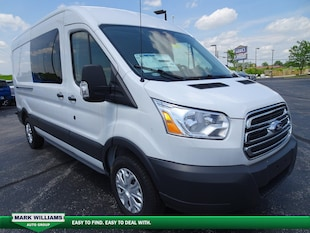 2018 Ford Transit-250 T250 Van