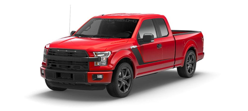 roush ford f 150 nitemare beechmont ford. Black Bedroom Furniture Sets. Home Design Ideas