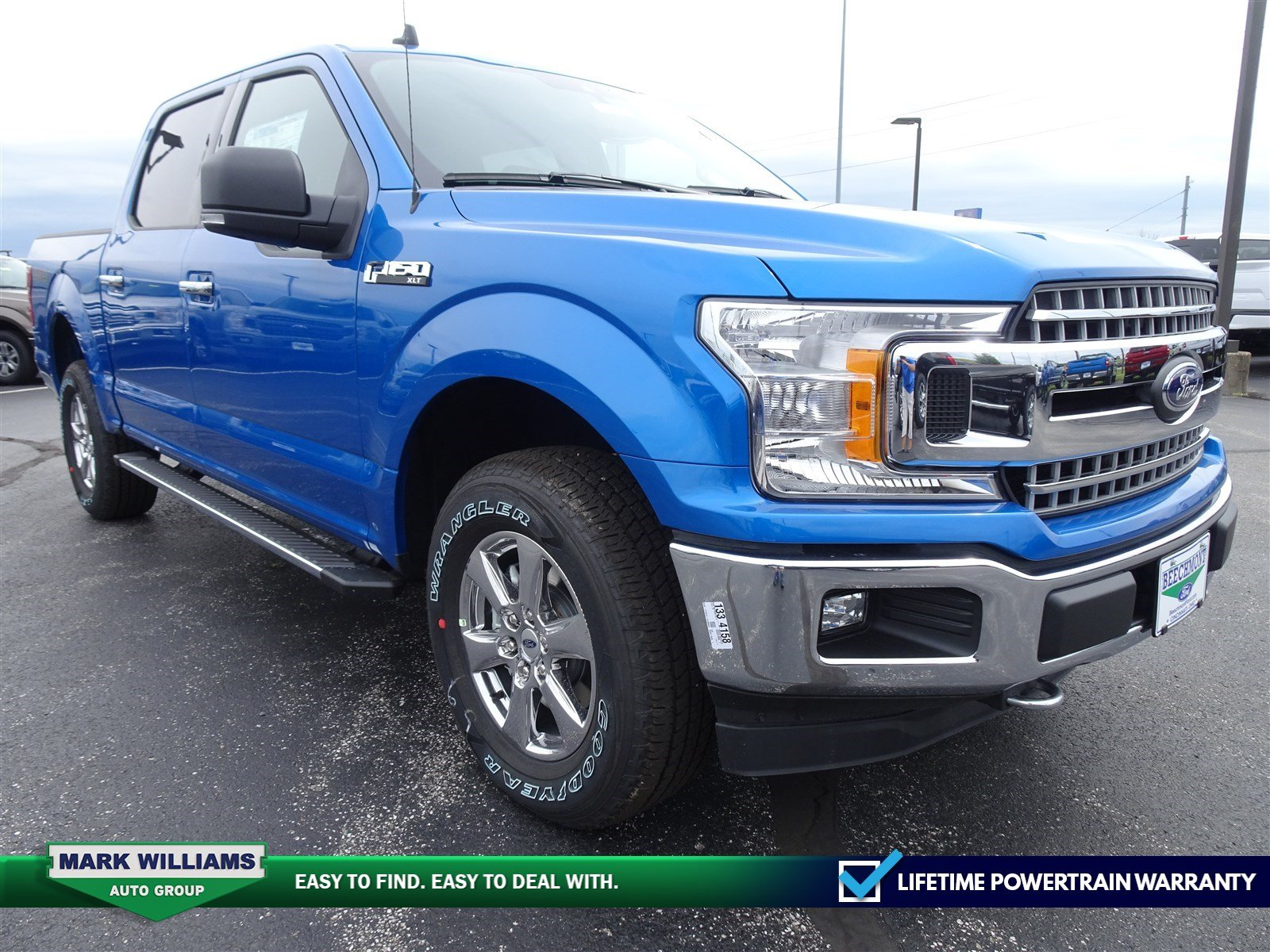 New 2019 Ford F-150 For Sale at Beechmont Ford | VIN: 1FTEW1E47KFC17762