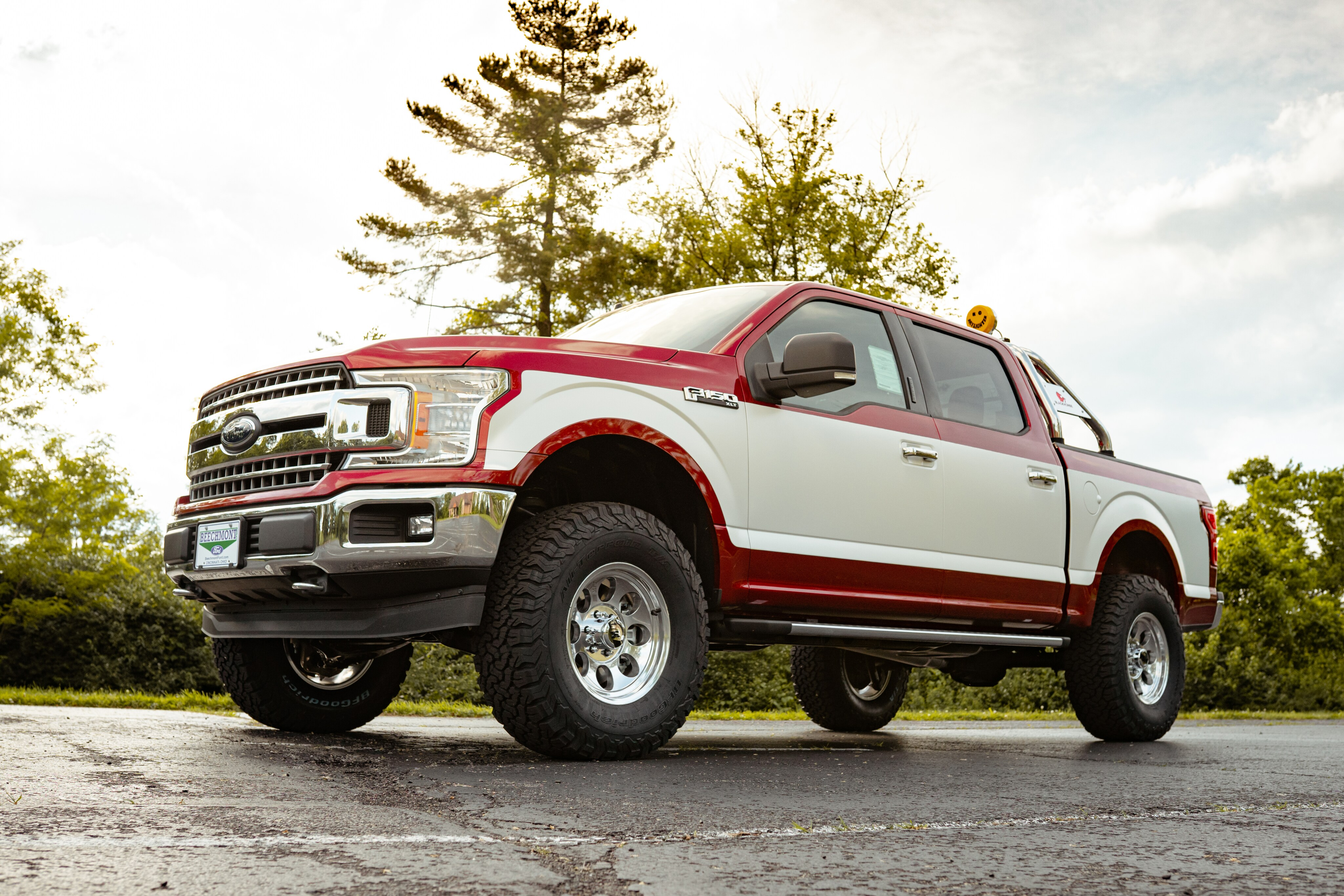Ford Dealerships Jump On Board The Retro Truck Package Bandwagon Driving