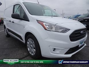 2019 Ford Transit Connect Van XLT XLT LWB w/Rear Symmetrical Doors