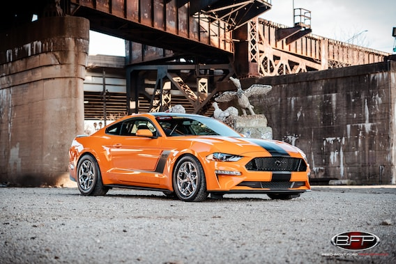 Whipple Supercharged Mustang 775 Hp Beechmont Ford