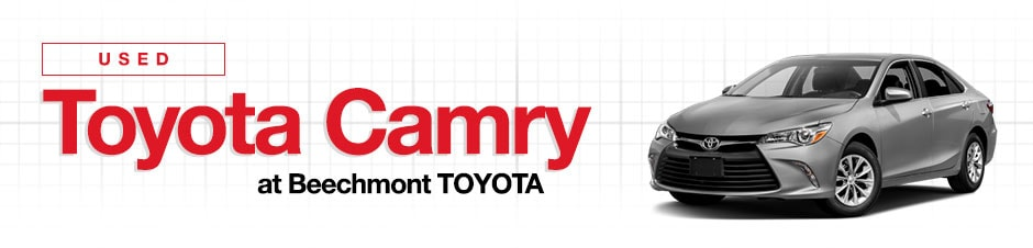 Used Toyota Camry For Sale in Cincinnati, Ohio