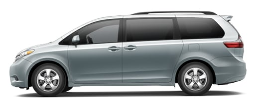 Toyota Sienna Finance Deal Cincinnati