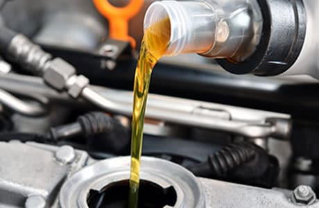 why change your engine oil
