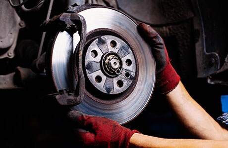 Express Service Brake Inspection