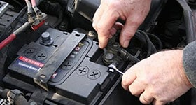 Toyota Car Battery Service