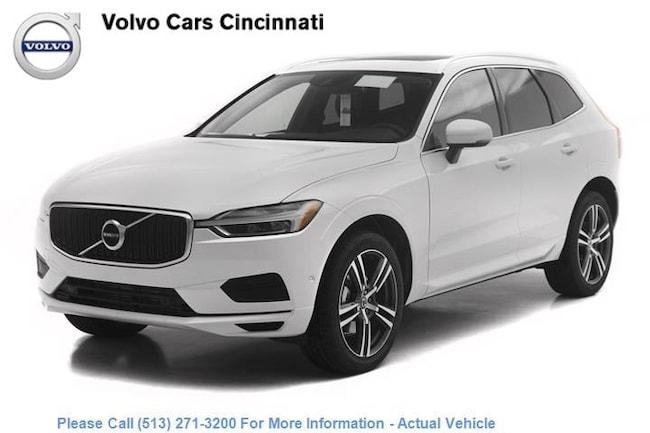 New 2019 Volvo XC60 T5 Momentum SUV in Cincinnati